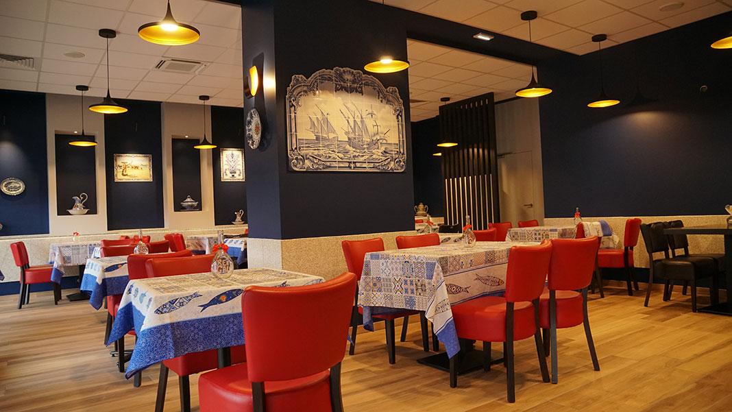 Rei Galo, le restaurant portugais
